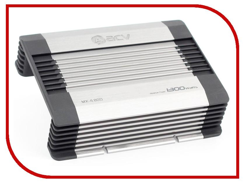 Усилитель ACV MX-4.80D  - купить со скидкой