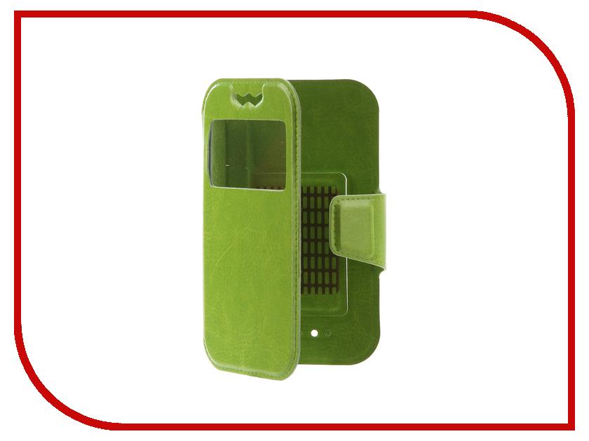 Чехол Liberty Project универсальный раскладной L 120х56mm Green 0L-00002570 arsuxeo ar608s quick drying cycling polyester jersey for men fluorescent green black l