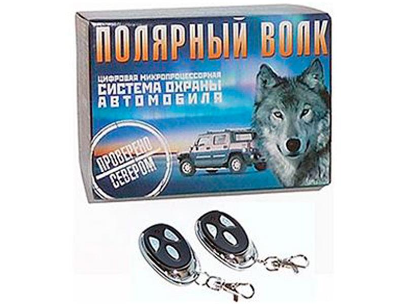 Сигнализация Megatruck PW-24-02 Полярный Волк