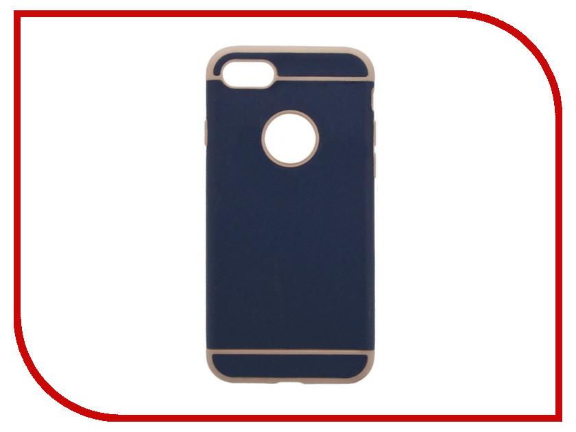 Аксессуар Чехол Liberty Project Silicone для APPLE iPhone 8 / 7 Blue-Beige 0L-00031804 aluminum project box splitted enclosure 25x25x80mm diy for pcb electronics enclosure new wholesale