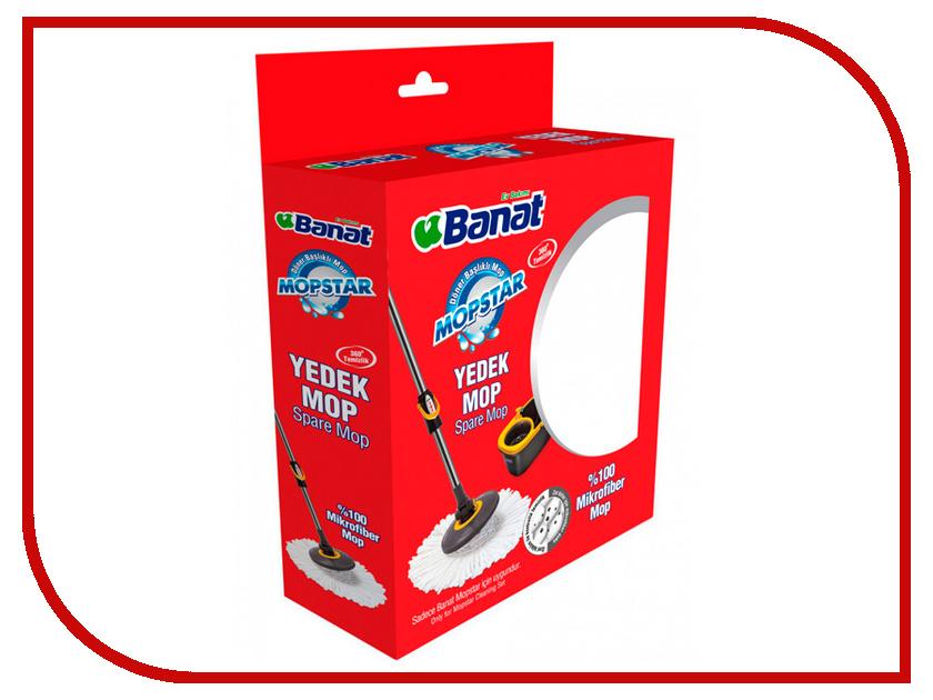 Насадка Banat 733076 комплект для туалета banat цвет белый голубой