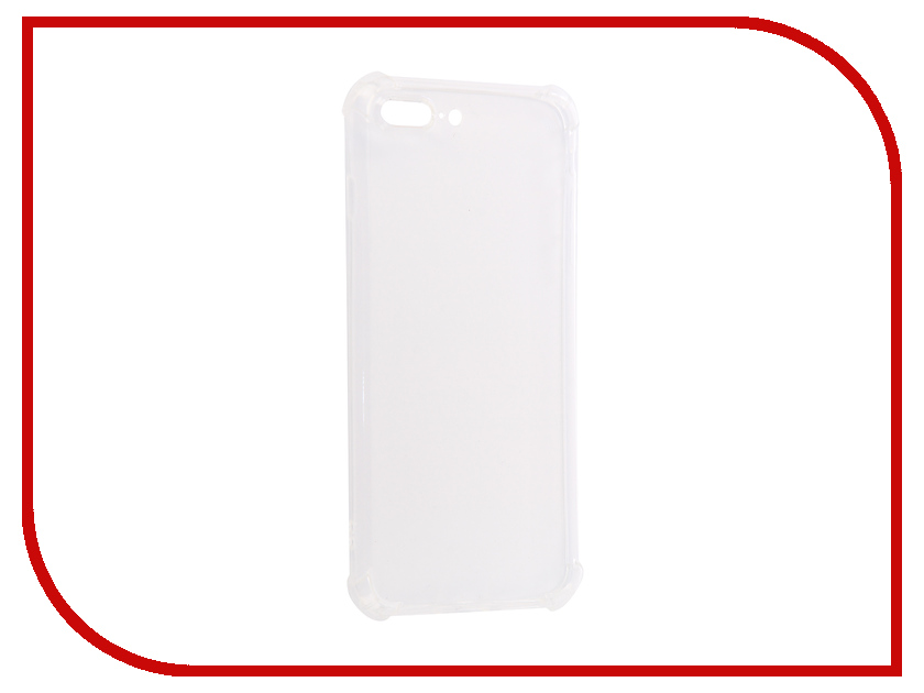 Аксессуар Чехол Liberty Project Silicone TPU Armor Case для APPLE iPhone 8 Plus Transparent 0L-00038618 aluminum project box splitted enclosure 25x25x80mm diy for pcb electronics enclosure new wholesale