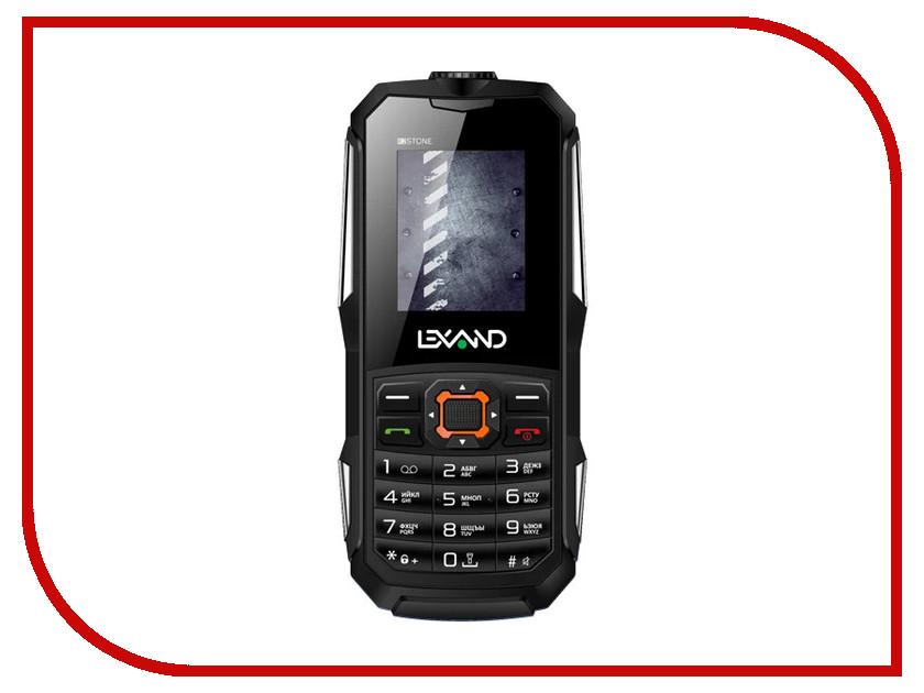 Сотовый телефон Lexand R2 Stone мобильный телефон lexand mini lph5 black