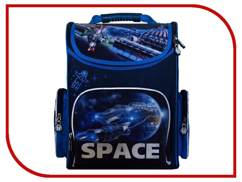 Рюкзак Silwerhof Space Blue-Light Blue