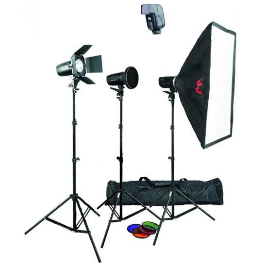 Комплект студийного света Falcon Eyes SSK 2-150/1-200F PRO