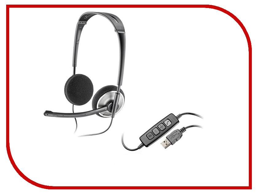 Гарнитура Plantronics Audio 478 81962-25 гарнитура alpha audio hp five