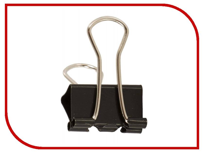 Зажимы Buro 19mm 12шт Black 065000201 зажимы chilli pro clamp c5 hic black