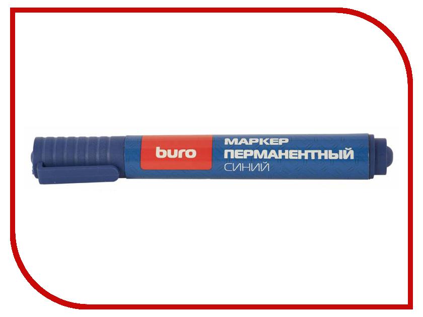 Маркер Buro Перманентный 2mm Blue 048001105 10pcs set 1 2mm high quality hard alloy pcb print circuit board carbide micro drill bits tool 1 2mm for smt cnc