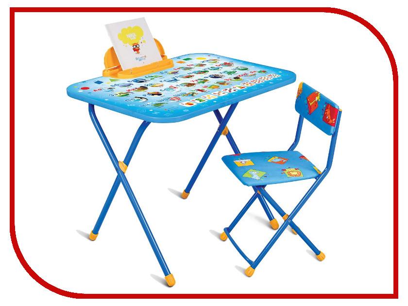 Набор детской мебели Nika NK-75/1 Азбука
