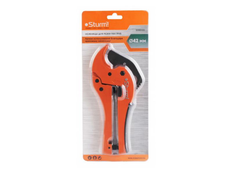 Ножницы для пластиковых труб Sturm! 5350102