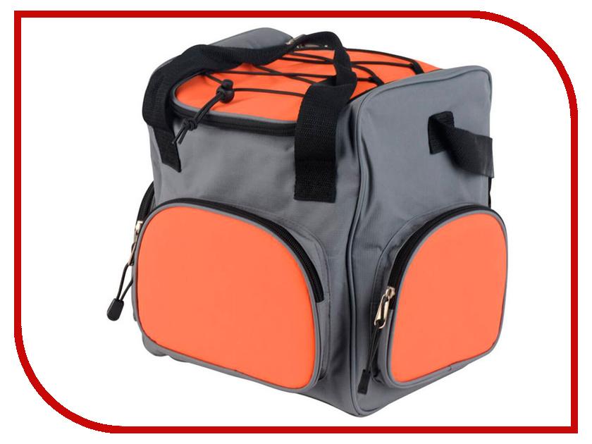 Холодильник автомобильный Starwind CB-120 20L Grey-Orange автомобильный холодильник электрогазовый unicool deluxe – 42l