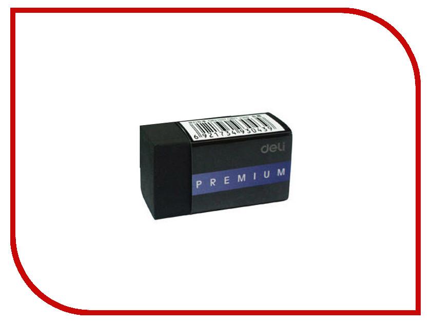 Ластик Deli Premium Black E3042 калькулятор deli 1654