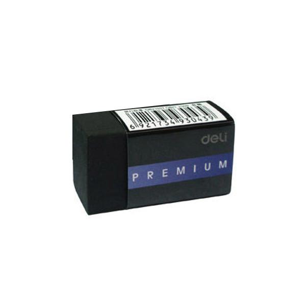 Ластик Deli Premium Black E3042