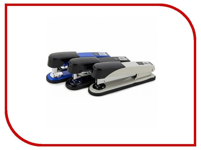 Степлер Deli 24/6 24/8 26/6 до 50л E0314 deli brand high quality 3 colors 24 6 24 8 metal standard stapler with staples school office binding supplies 20d0314