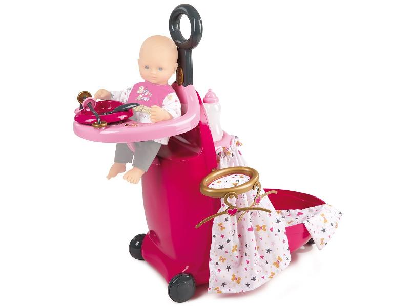 Smoby Baby Nurse Игровой набор 3 в 1 220316 цены онлайн