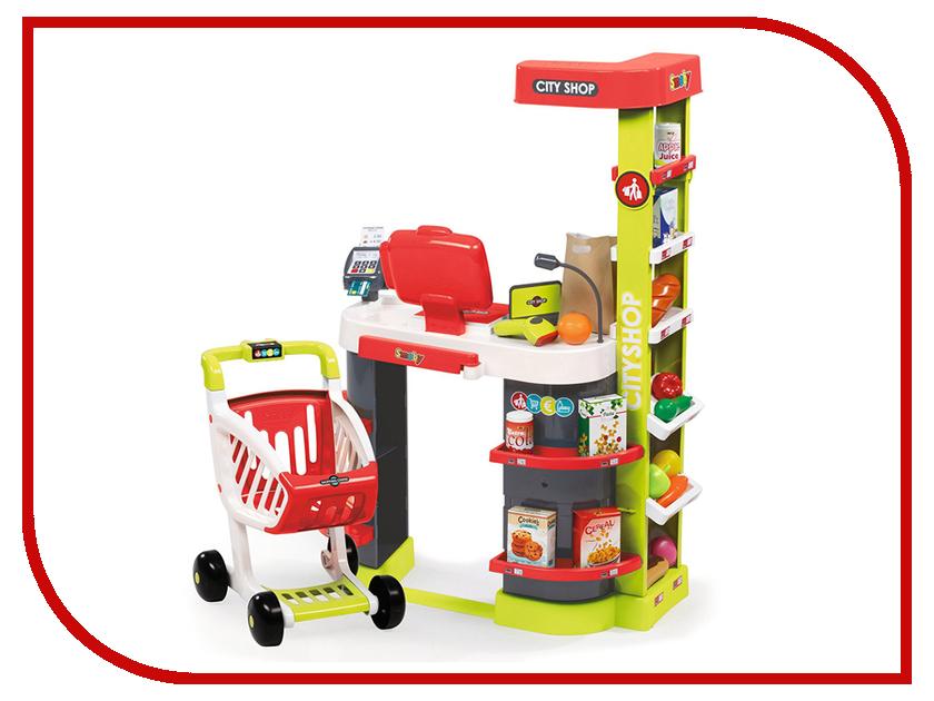 Игра Smoby Супермаркет 350211 smoby прорезыватель smoby сotoons смоби котунс