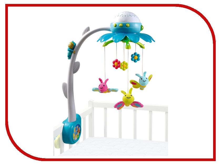 Музыкальный мобиль Smoby Cotoons Цветок Blue 211407 сортеры smoby домик cotoons свет звук