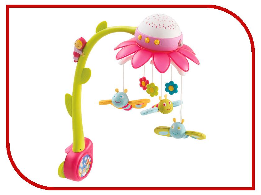 Музыкальный мобиль Smoby Цветок Pink 110112 smoby smoby мольберт детский трансформер синий