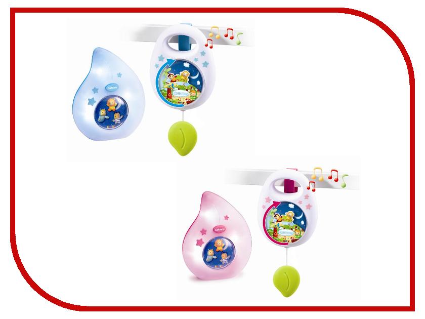 Игрушка Smoby Cotoons Музыкальная подвеска и ночник 110104 игрушка smoby игровой центр cotoons 211421