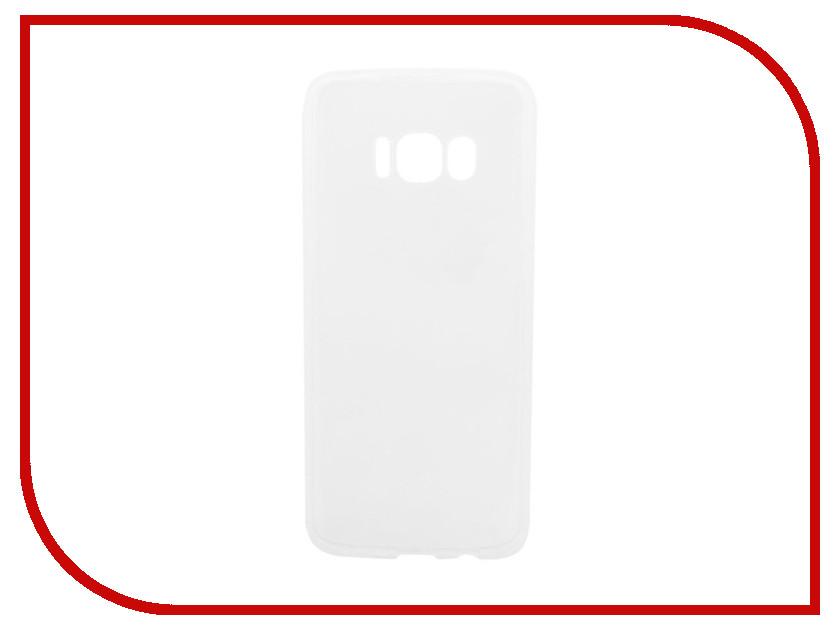 Аксессуар Чехол для Samsung Galaxy S8 Liberty Project Silicone TPU Transparent 0L-00033405 аксессуар чехол для samsung galaxy a5 2017 onext silicone transparent 70513