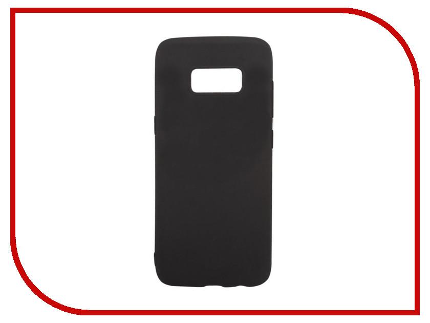 Аксессуар Чехол для Samsung Galaxy S8 Liberty Project Silicone TPU Black 0L-00034350 liberty project чехол для samsung galaxy s5 black 0 4 мм