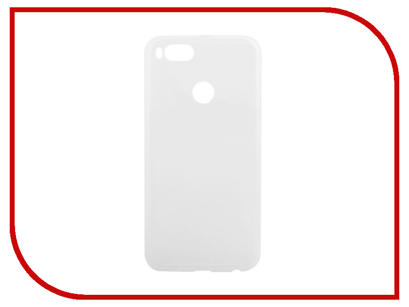 Аксессуар Чехол для Xiaomi Mi A1/5X Liberty Project Silicone TPU Transparent 0L-00034319 ikki s shaped tpu back case for alcatel one touch idol mini ot 6012d translucent white