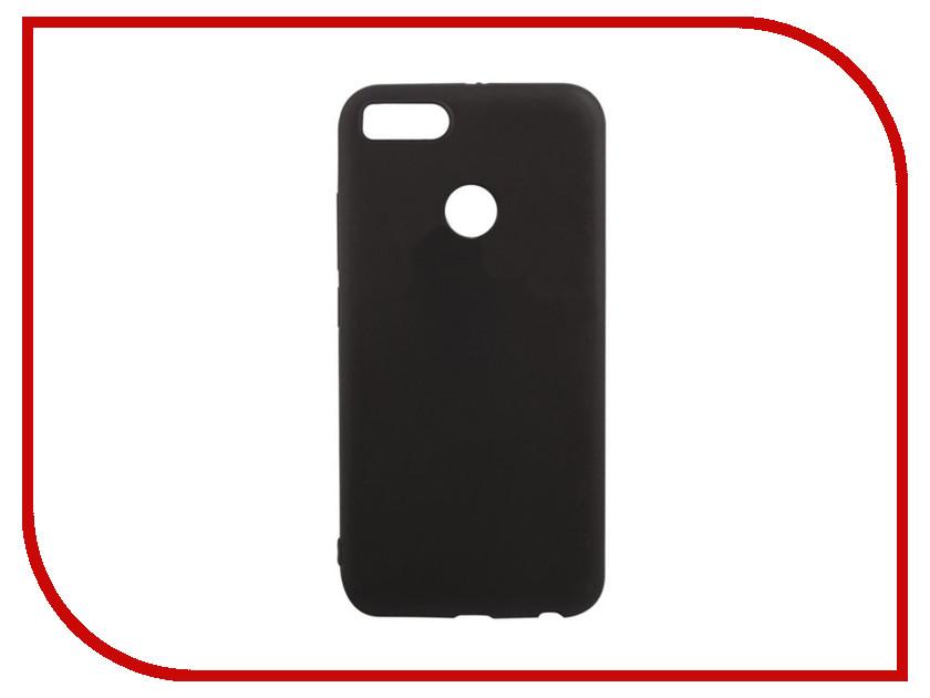 Аксессуар Чехол для Xiaomi  A1/5X Liberty Project Silicone TPU Black 0L-00034316