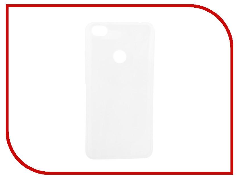 Аксессуар Чехол для Xiaomi Redmi Note 5A Liberty Project Silicone TPU Transparent 0L-00035435 mooncase s line soft flexible silicone gel tpu skin shell back чехолдля htc one m9 blue