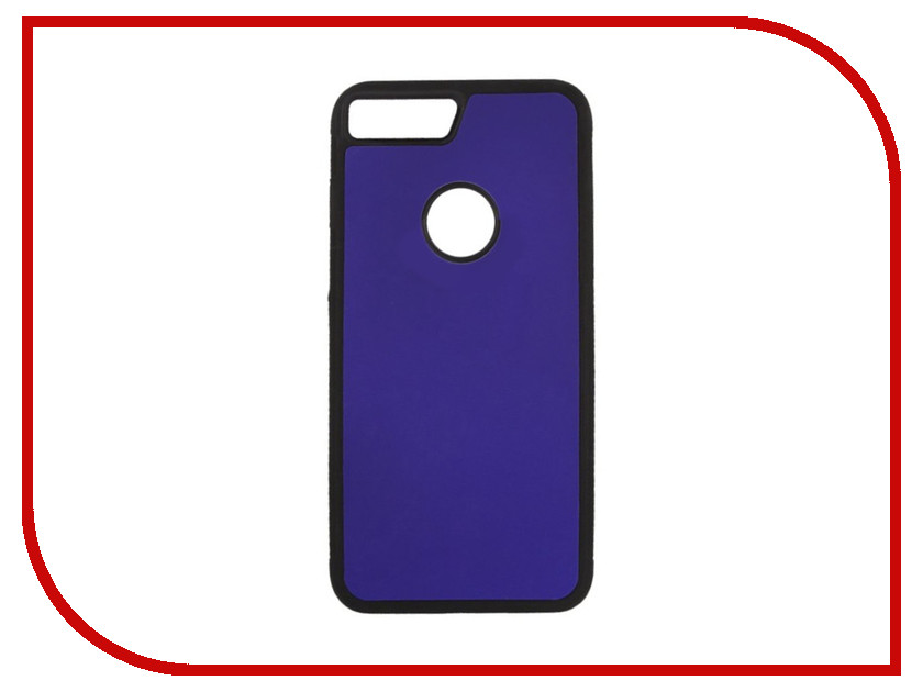 Аксессуар Защитная крышка Liberty Project Thermo-Rainbow для APPLE iPhone 8 Plus/7 Plus Purple-Pink 0L-00038606 aluminum project box splitted enclosure 25x25x80mm diy for pcb electronics enclosure new wholesale