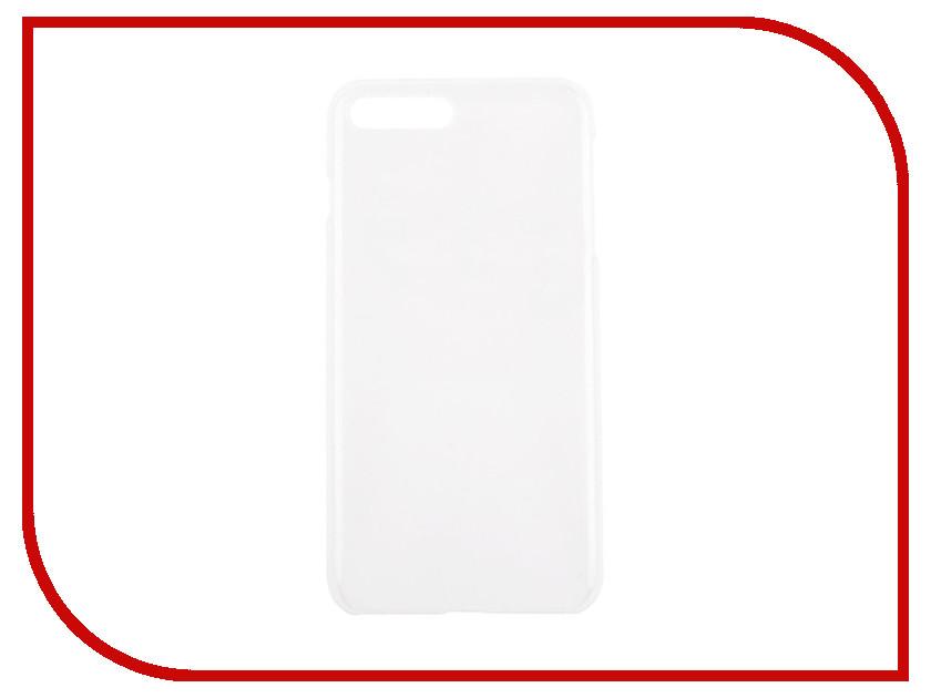 Аксессуар Защитная крышка для APPLE iPhone 8 Plus / 7 Plus Liberty Project Transparent 0L-00033023 аксессуар защитная крышка liberty project для apple iphone x rose light blue 0l 00036274