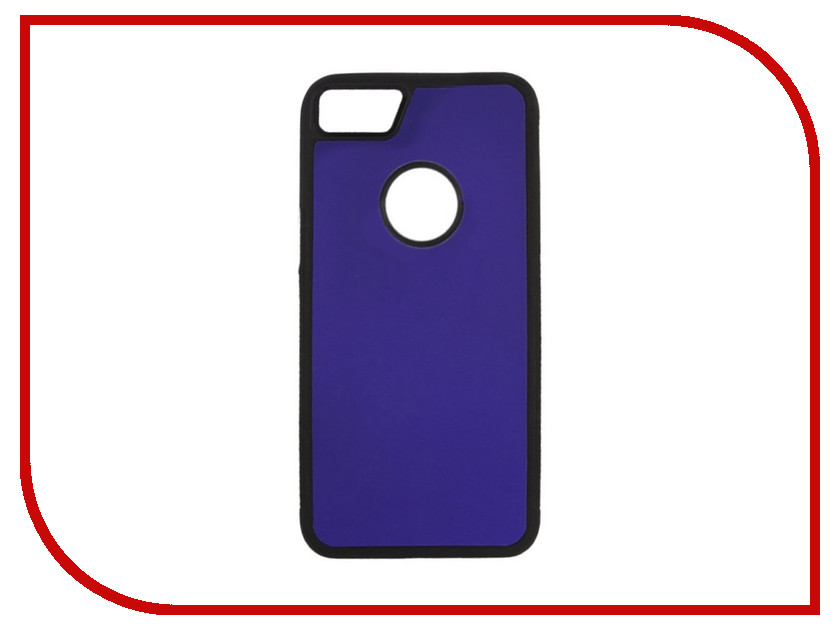Аксессуар Защитная крышка Liberty Project Thermo-Rainbow для APPLE iPhone 8 / 7 Purple-Pink 0L-00038601 aluminum project box splitted enclosure 25x25x80mm diy for pcb electronics enclosure new wholesale