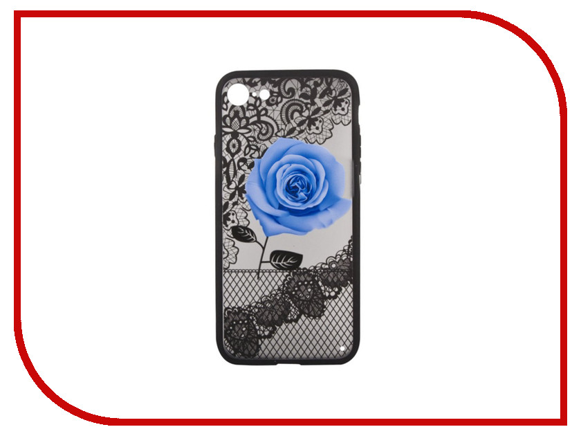 Аксессуар Защитная крышка для APPLE iPhone 8 / 7 Liberty Project Light-Blue 0L-00036266 kagerou project cosplay ene blue wig