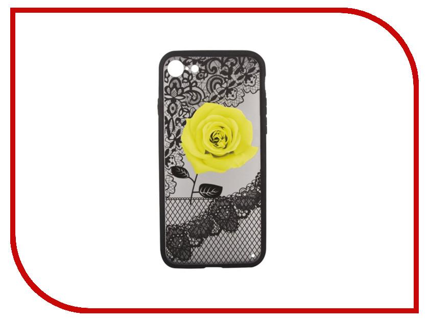 Аксессуар Защитная крышка Liberty Project для APPLE iPhone 8 / 7 Rose Yellow 0L-00036264 аксессуар крышка задняя iridium для iphone 6 4 7 inch yellow
