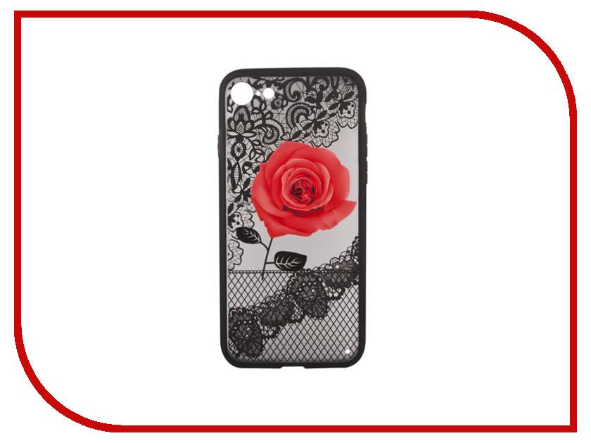 Аксессуар Защитная крышка для APPLE iPhone 8 / 7 Liberty Project Rose Red 0L-00036263 аксессуар защитная крышка liberty project для apple iphone x rose light blue 0l 00036274