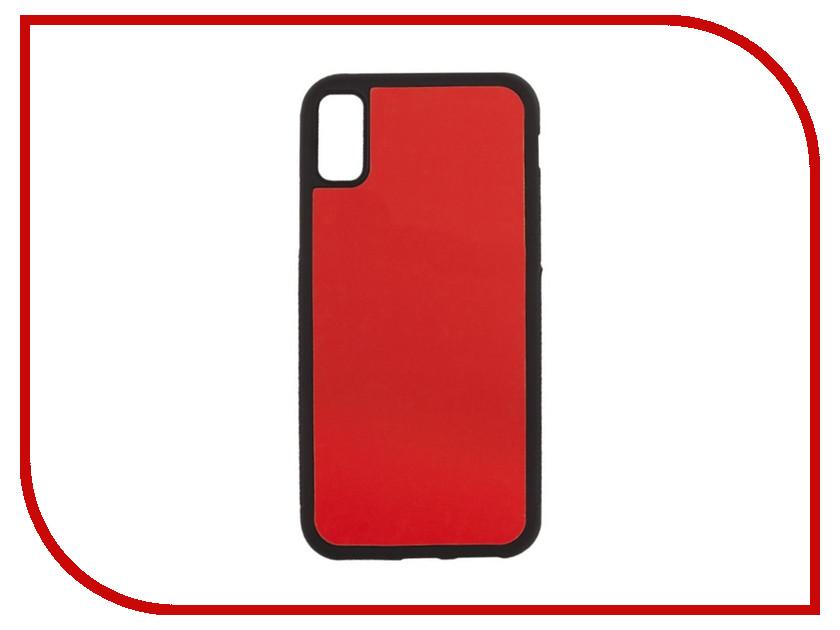 Аксессуар Защитная крышка Liberty Project Thermo-Rainbow для APPLE iPhone X Orange-Yellow 0L-00038609