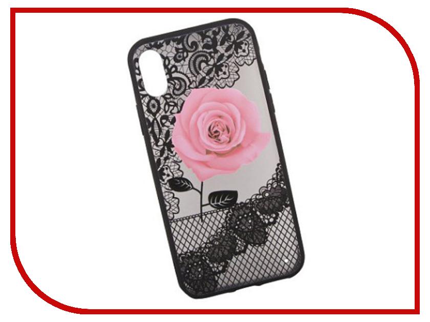 Аксессуар Защитная крышка Liberty Project для APPLE iPhone X Rose Pink 0L-00036273 aluminum project box splitted enclosure 25x25x80mm diy for pcb electronics enclosure new wholesale