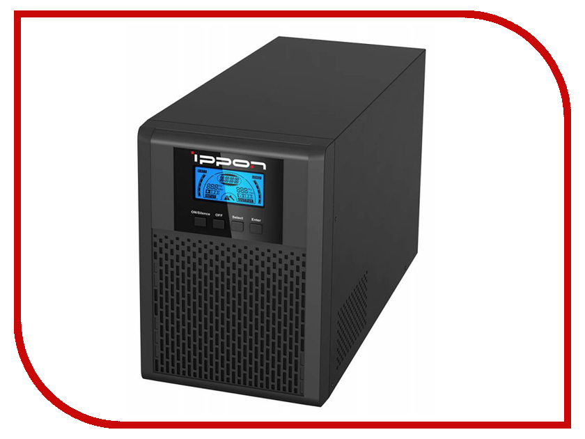 все цены на Источник бесперебойного питания Ippon Innova G2 1000 Black онлайн