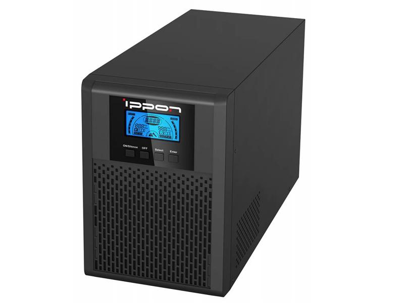 Источник бесперебойного питания Ippon Innova G2 1000 Black адаптер питания ippon e40 40вт черный