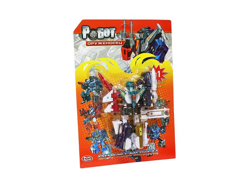 Робот Joy Toy Оруженосец 8063