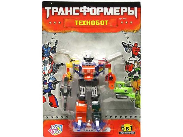 цена на Робот Joy Toy Технобот G017-H21067