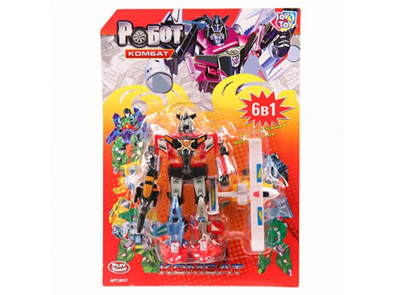 Игрушка Joy Toy Комбат с самолетом G017-H21063 игрушка joy toy снайпер 7149