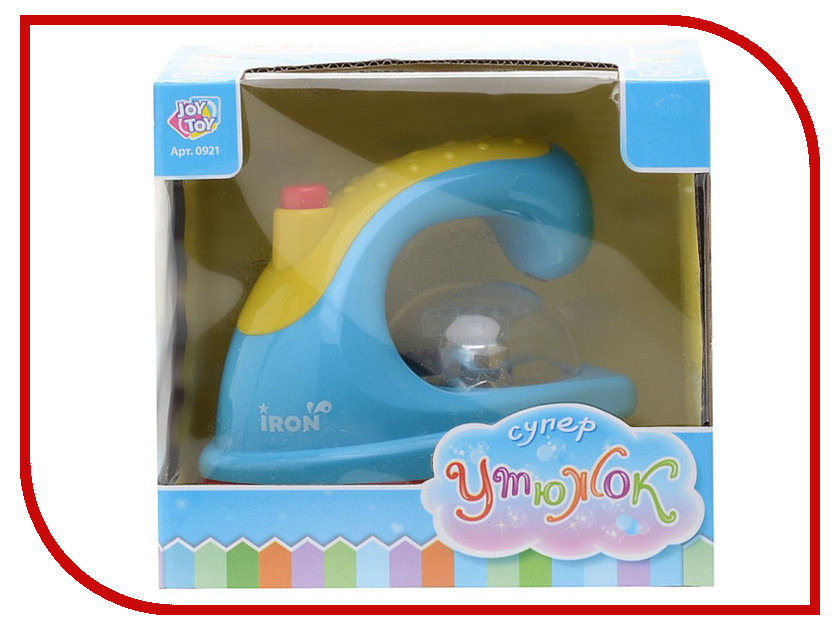 Игра Joy Toy Супер-утюжок 921
