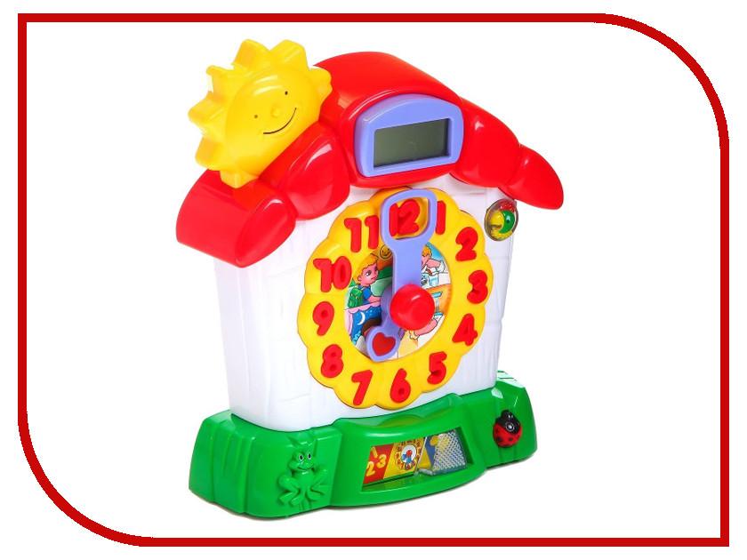 Игрушка Joy Toy Часики Знаний 7007 игрушка веселые часики
