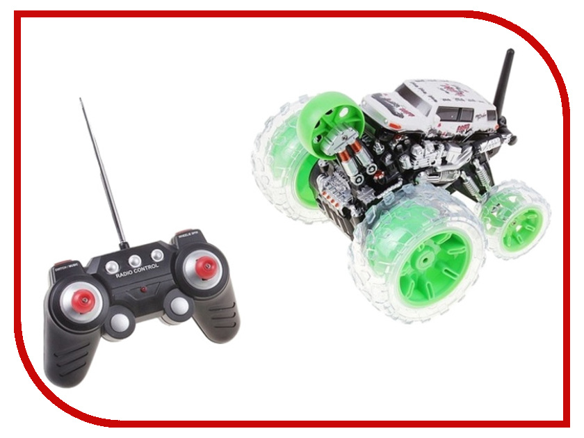Игрушка Joy Toy Безумные гонки Green-White 9467-4 toy joy thai beads розовая анальная цепочка page 4
