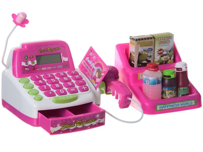 Детская касса Joy Toy Мой Магазин 7255