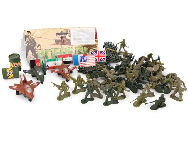 Набор солдатиков Joy Toy Вперед 3038