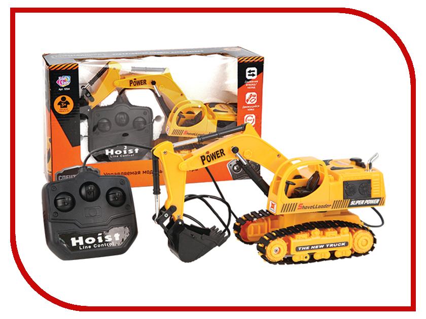 Игрушка Joy Toy Экскаватор Технопарк 9314 игрушка технопарк экскаватор u1401a 2