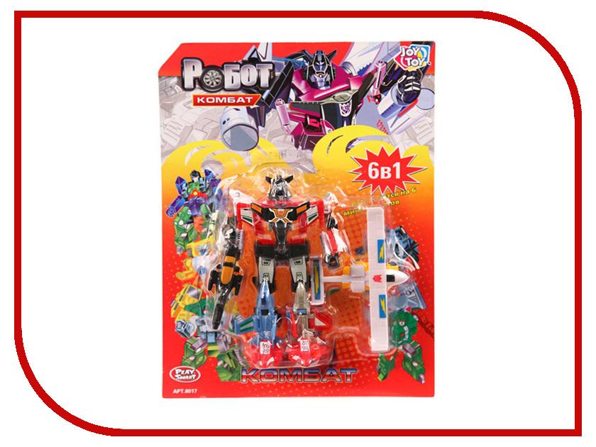 Игрушка Joy Toy Комбат 8017 игрушка joy toy барс yellow 8082