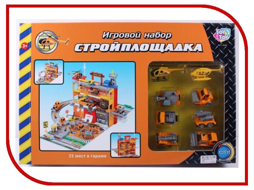 Автотрек Joy Toy Стройплощадка 3045