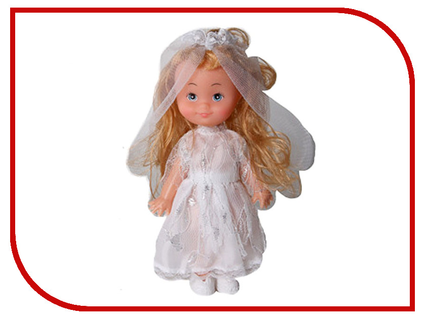 Кукла Joy Toy Невеста 6055 40cm silicone reborn baby doll toy 16inch newborn princess girls babies dolls birthday xmas gift girls bonecas play house toy